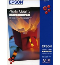 Epson Photo Quality Ink Jet Paper, DIN A4, 102g/m², 100 sheets