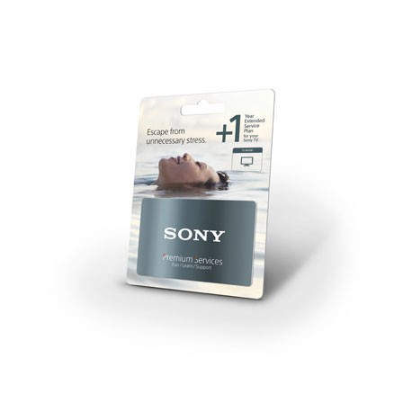 Sony Complete Cover For Cameras 1 Year