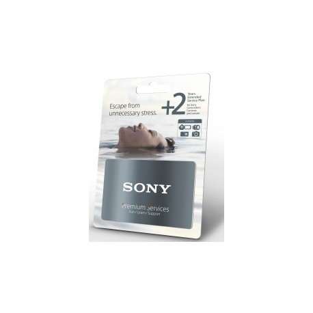Sony Extw For Cameras & Lenses 2 Years